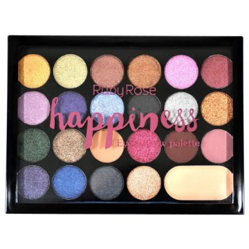 29256 Kit de Sombras HB-1003 Happiness Ruby Rose