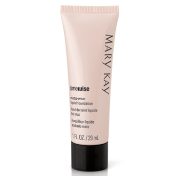 059515 Base Líquida Matte TimeWise Beige 6 Mary Kay 29ml
