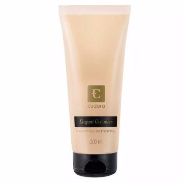 24651 Sabonete Líquido Perfumado Elegant Cashmere Eudora 200ml
