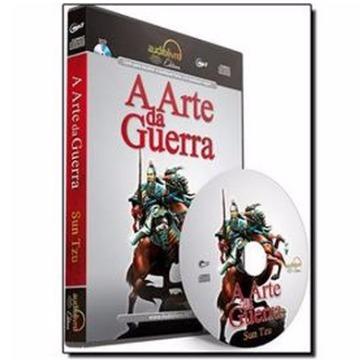 A ARTE DA GUERRA - AUDIOLIVRO