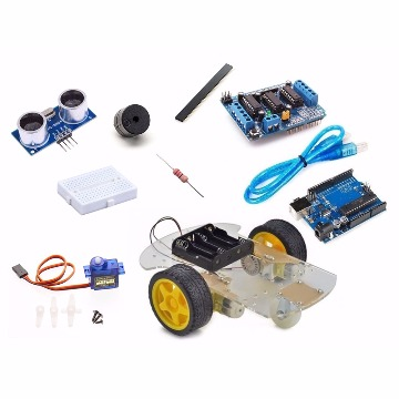 kit Robô AutônomoSR 1
