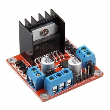 Motor Driver Shield L298N  Ponte H para Arduino
