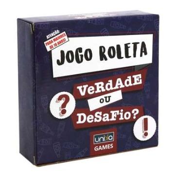 Jogo Roleta Verdade ou Desafio REF.904
