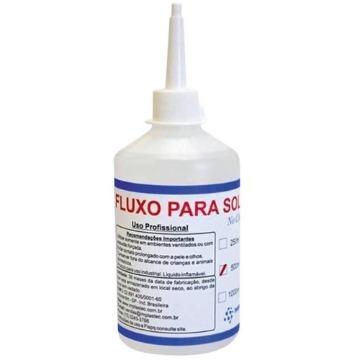 Fluxo p/ Solda 250ml Implastec