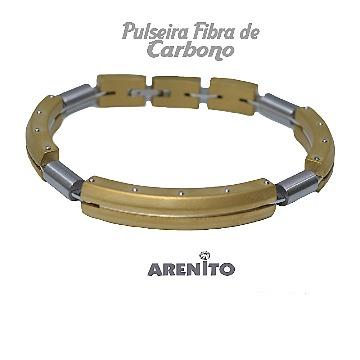 PULSEIRA FIBRA DE CARBONO MASCULINO