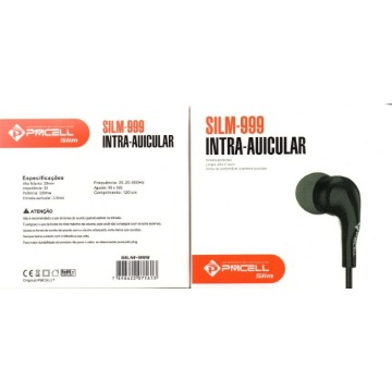 FONE INTRA AURICULAR PMCELL SILM-993
