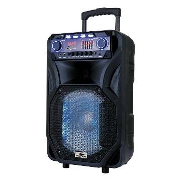 SM - CAP12T CAIXA THUNDER BLACK 400W CX