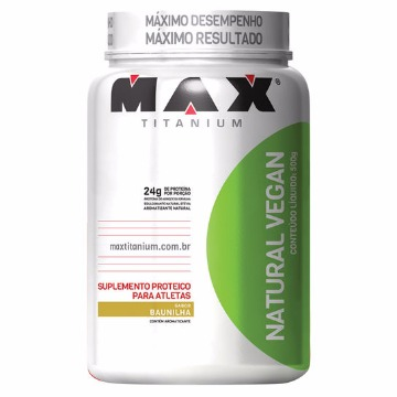 NATURAL VEGAN - 500G MAX TITANIUM