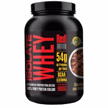 ISOLATE WHEY - 900g - RED SERIES BAUNILHA