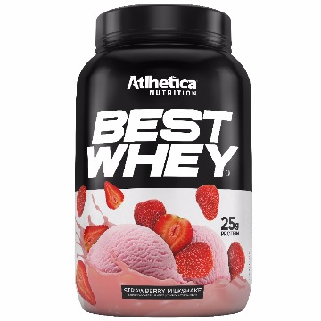 BEST WHEY - 900G ATLHETICA NUTRITION