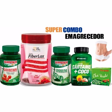 SUPER COMBO FIT EMAGRECIMENTO