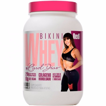 BIKINI WHEY BY CAROL DIAS 900G RED SERIES
