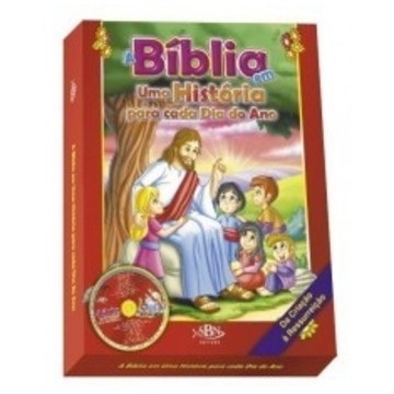 Bíblia em Uma História para Cada Dia do Ano