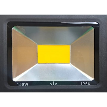 REFLETOR LED 150W COB QUENTE IP66