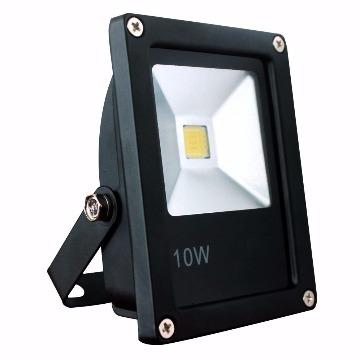 REFLETOR LED 10W COB VERDE IP66