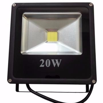REFLETOR LED 20W COB FRIO IP66
