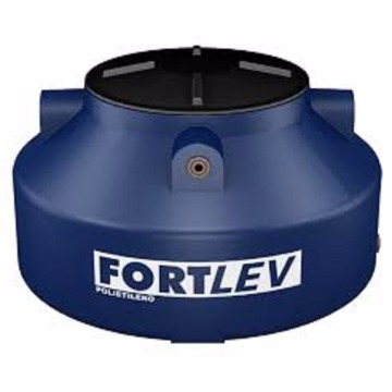 TANQUE POLIETILENO 1000LTS FORTLEV