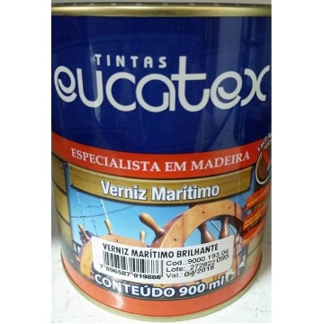 VERNIZ 3,6LTS ACETINADO MARITIMO EUCATEX