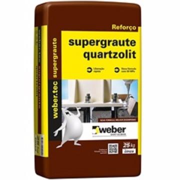 SUPERGRAUTE 20KG QUARTZOLIT
