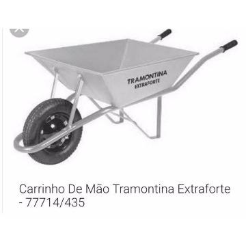 CARRO DE MAO QUAD. METAL. 77714/435 TRAMONTINA