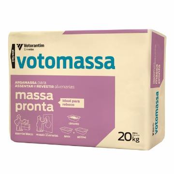 MASSA PRONTA ASSENTAMENTO REVESTIMENTO 20KG VOTOMASS