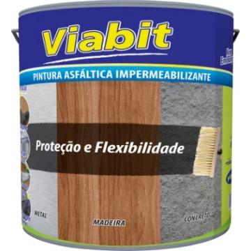 VIABIT PINTURA ASFÁLTICA 3,6LTS VIAPOL (REF. NEUTROL)