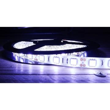 FITA LED SUPER LED 5050 BRANCA FRIA ROLO 5 METROS