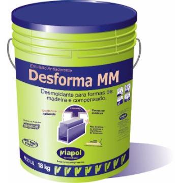 DESFORMA MM 18LTS DESMOLDANTE VIAPOL