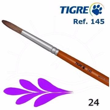 PINCEL REDONDO MARTA 10 145 TIGRE