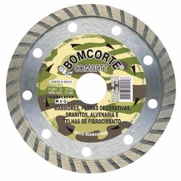 DISCO DIAM TURBO 4.1/2 BOM CORTE