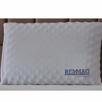Travesseiro REMMAG Magnético  Com Infravermelho Longo e Rabatan