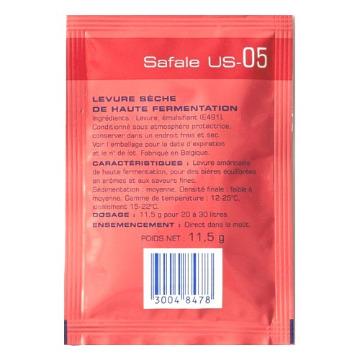 Safbrew US-05  11 g