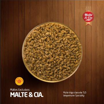 Malte Trigo Claro 500 g