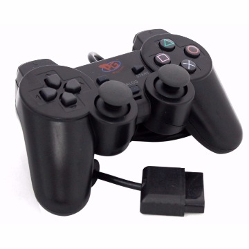 Controle PS2 PG Preto
