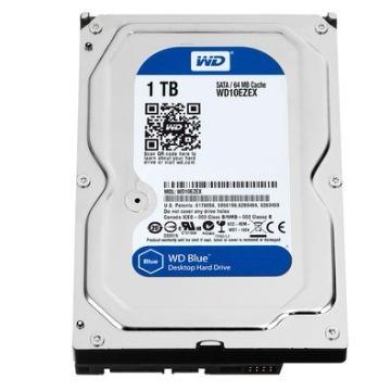 HD Interno 1TB 3,5'  Western Digital Blue Sata III 6gb/s WD10EZEX