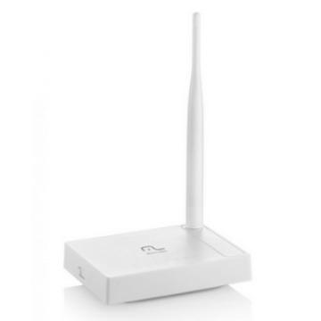 Roteador Wireless Multilaser RE057 150MB, Antena Fixa 5DBI, 4 Portas Função WPS