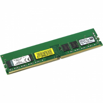 Memória DDR4 4GB Kingston 2400Mhz KVR24E17S8/4