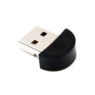 Adaptador Bluetooth v2 USB Nano Preto