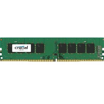 Memória DDR4 8GB Crucial 2400Mhz CT8G4DFS824A.M8FH3
