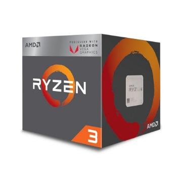 Processador ADM Ryzen 3 2200G 3.7Ghz 6MB Radeon Vega Graphics YD2200C5FBBOX