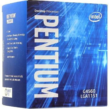 Processador Intel G4560 3.5GHZ 3MB LGA 1151 KABY LAKE 7º Geração BX80677G4560