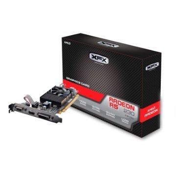 Placa de Vídeo XFX Radeon R5 230 2GB DDR3 R5230ACLF2