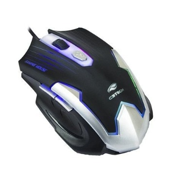 Mouse C3Tech Gamer MG-11BSI 2400Dpi