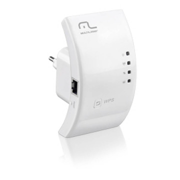 Roteador Repetidor Wireless Multilaser RE051 300Mbps