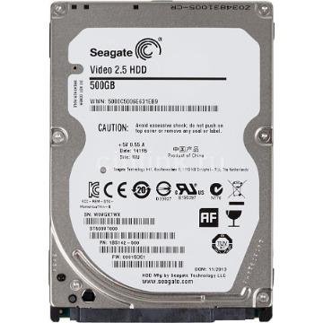 HDD Interno 500GB Seagate ST500VT000 SATA III