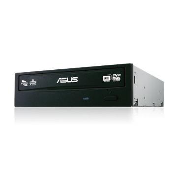 Leitora Óptica DVDRW Asus 24x 24F1MT Preto