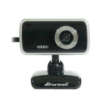 Webcam Fortrek EC-101BK 30MP USB