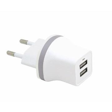 Carregador USB Kmex AB-W525 2.1A 2 Conexões