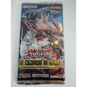 Yu-Gi-Oh! Booster Os Caçadores do Infinito