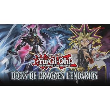 Yu-Gi-Oh! Deck Dragões Lendarios